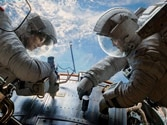 Gravity wins big, scoops six BAFTAs