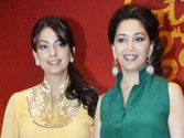 Never thought of Juhi Chawla as my competitor: Madhuri Dixit