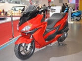 It's scooters all the way for Hero at Auto Expo 2014