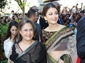 Is Jaya Bachchan angry with bahu Aishwarya?