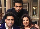 Abhishek, Farah said this about Ranveer's body on Koffee With Karan