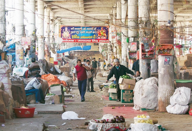 Strike in Azadpur wholesale market could dry up vegetable supplies