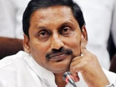 Telangana issue: Kiran Reddy likely to quit today