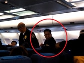Man gets drunk on flight, punches attendant, gets arrested