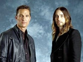 Matthew McConaughey, Jared Leto didn't get along while filming Dallas Buyers Club
