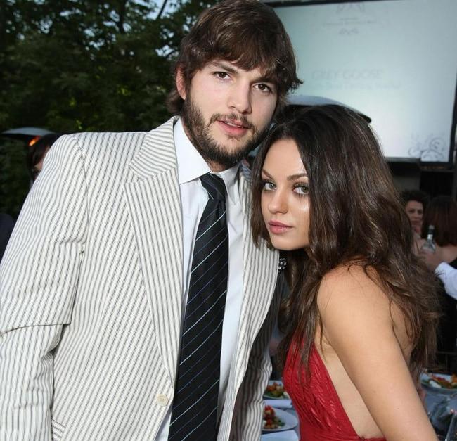 Who is ashton kutcher dating november 2012