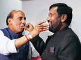 Ram Vilas Paswan's party back in NDA after 12 years