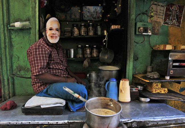 Narendra Modi. (Reuters)