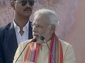 NaMo in Kolkata Live: Third Front is trying to make India third rate, says Modi