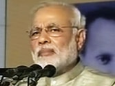 Narendra Modi slams Gandhi family, says wants to raise Dalits' lot