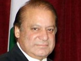 Sharif wants to settle issues with India through talks