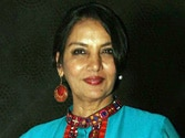 Shabana Azmi has just got another honorary doctorate, again