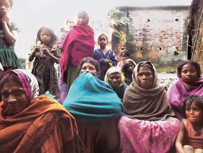 Image result for In Varanasi, Women from Musahar Community Will Vote for Modi But Have One Question
