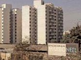 A housing project at Ambegaon