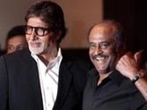 Clash of titans: Big B and Rajinikanth all set for box office battle