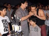 Salman Khan surprises Sajid Nadiadwala on his birthday