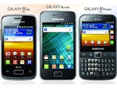 Samsung smartphones outsell feature phones for first time