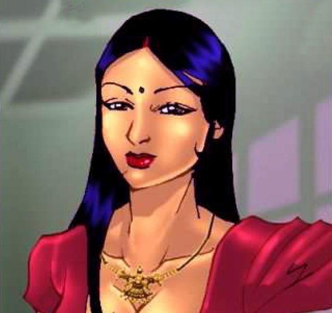 Savita Bhabi porr serier i hindi
