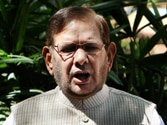 Third Front aims to save democracy: Sharad Yadav