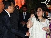 Mukesh, Anil Ambani come together for mommy dear Kokilaben's bday