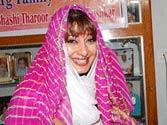 Shashi Tharoor tweets remembering Sunanda