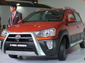 Auto Expo 2014: Toyota Etios Cross is a brave new SUV