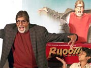 Friendly ghost Amitabh Bachchan returns to fight evil politicians