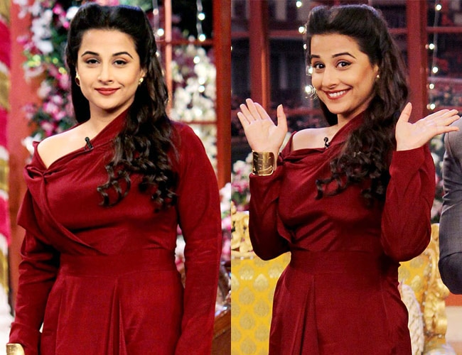 i enjoy wearing western clothes now vidya balan movies news