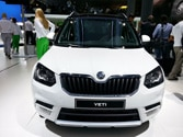 Skoda's redesigned Superb and Yeti show up at Auto Expo