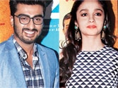 Alia Bhatt, Arjun Kapoor create buzz outside 2 states