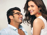 Alia Bhatt, Arjun Kapoor share an intimate kiss in 2 States trailer
