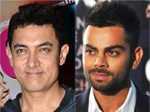 Aamir Khan, Virat Kohli Election Commission's national icons?