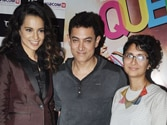 Aamir Khan praises Queen Kangana Ranaut on Twitter