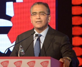 India Today Conclave 2014: Aroon Purie's welcome address