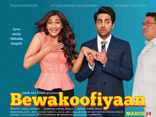 Poster of Bewakoofiyaan