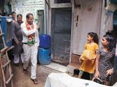 Ramesh Bidhuri makes people sign 'I will vote for Modi' forms