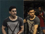 Aamir Khan jazzes up women's tennis match