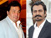 Nawazuddin Siddiqui and Rishi Kapoor at loggerheads?
