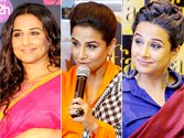 Vidya Balan nails ethnic chic style during IIFA promotions