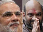Case against Modi, Amit Shah for hurting religious sentiments