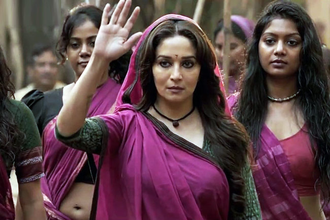 Movie review: Gulaab Gang is not so gulaabi, cliches abound - Movies News