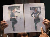 Interpol releases images of 2 Iranians aboard missing plane