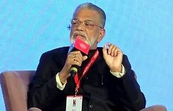 Dr K Radhakrishnan