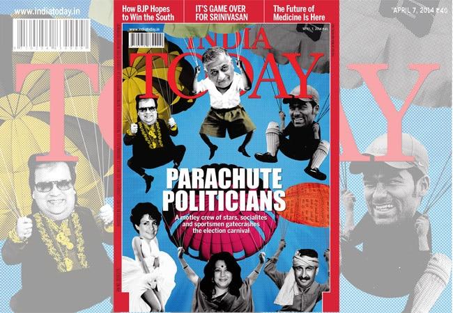 Parachute Politicians