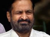 Congress denies ticket to Suresh Kalmadi from Pune