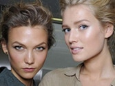 Take make-up cues from foreign ramp for spring