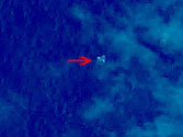 Missing Malaysian jet: Chinese satellite spots possible debris