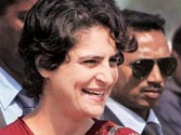 Congress turns to Priyanka Vadra for poll prospects in UP