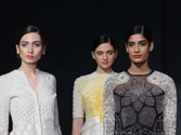 Rahul Mishra presents award winning range at WIFW