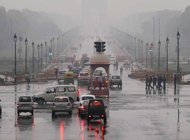 Image result for बर्फबारी दिल्ली